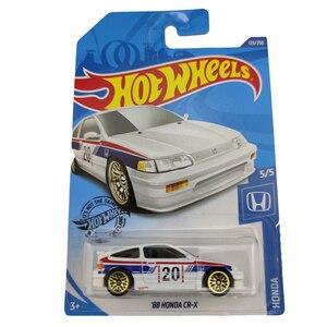 2020 горячие колеса 164 Автомобиль NO.111-149 NISSAN SILVIA S13 AUDI RS 5 COUPE 88 HONDA CR-X Металл литье под давлением модель автомобиля детские игрушки подарок