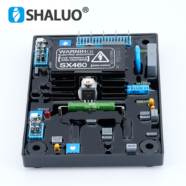 SX460 AVR Stamford Generator Automatic Voltage Regulator diesel alternator Voltage stabilizer Electric generator Power Parts 1