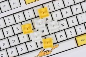Image 4 - Pikachu XDA Keycaps PBT Dye subbed for Cherry MX Switches of 61 84 87 96 108 XD60 XD64 GK61 GK64 GH60 Poker Mechanical Keyboard