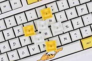 Image 4 - Клавиатура Pikachu XDA, колпачки для клавиш PBT, краситель для переключателей Cherry MX 61 84 87 96 108 XD60 XD64 GK61 GK64 GH60, механическая покерная клавиатура