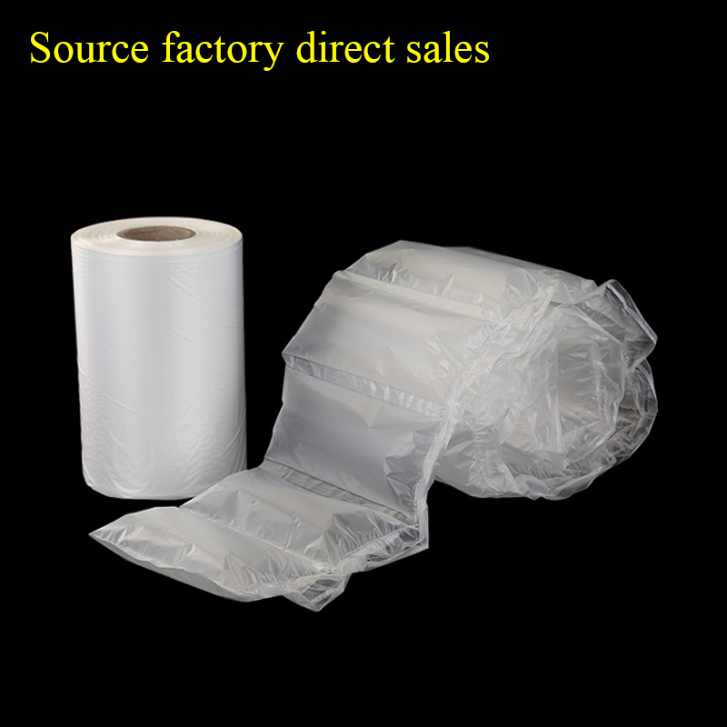 Multiple Specifications Air Cushion Film Air Cushion Packaging Air Machine System Cushioning Air Bags Filler Bubble Roll