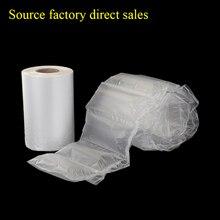 Mehrere spezifikationen Air Kissen Film Air Kissen Verpackung Air Maschine System Dämpfung Luft Taschen Füllstoff Blase Rolle