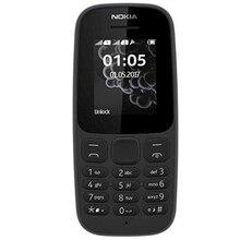 Telelono movil smartphone Nokia 105 dual sim ergonomico 15 horas conversacion 1,8