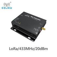 433MHz LoRa SX1278 RS485 RS232 cdebyte rf DTU E32 DTU 433L20 Ricetrasmettitore Senza Fili uhf Modulo 433M rf del Trasmettitore e Ricevitore