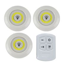 Remote Control LED Battery…