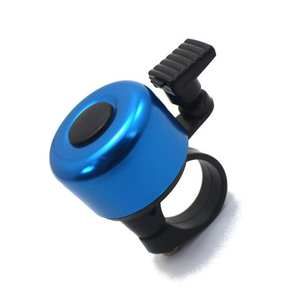 Bike Bell Bicycle-Ring-Bell Mountain-Bike Safety Clear-Sound with Loud Crisp