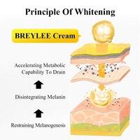 Breylee Vitamin C Eye Cream Whitening Dark Circle Eyebag Removal Brighten Skin Ageless Vc Eyes Serum Anti-Wrinkles Eye Care 20g 2
