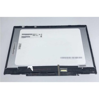 JIANGLUN Laptop LCD Screen Assembly with Frame Touch Board For HP POVILIOM X360 14-DD