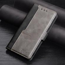 Zakelijke Lederen Magnetische Flip Case Voor Blackview S8 A80 Pro A7 Pro A60 Pro A60 Card Slot Telefoon Gevallen Cover funda Coque
