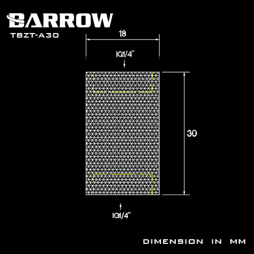 Barrow_30mm_extension_fitting_5