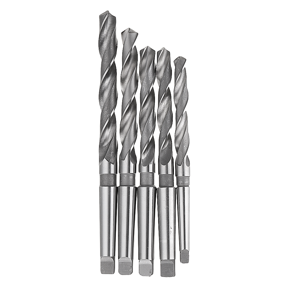 DANIU 14-18mm HSS Cone Taper Shank Twist Drill Bit 14/15/16/17/18mm CNC Lathe Machine Tool