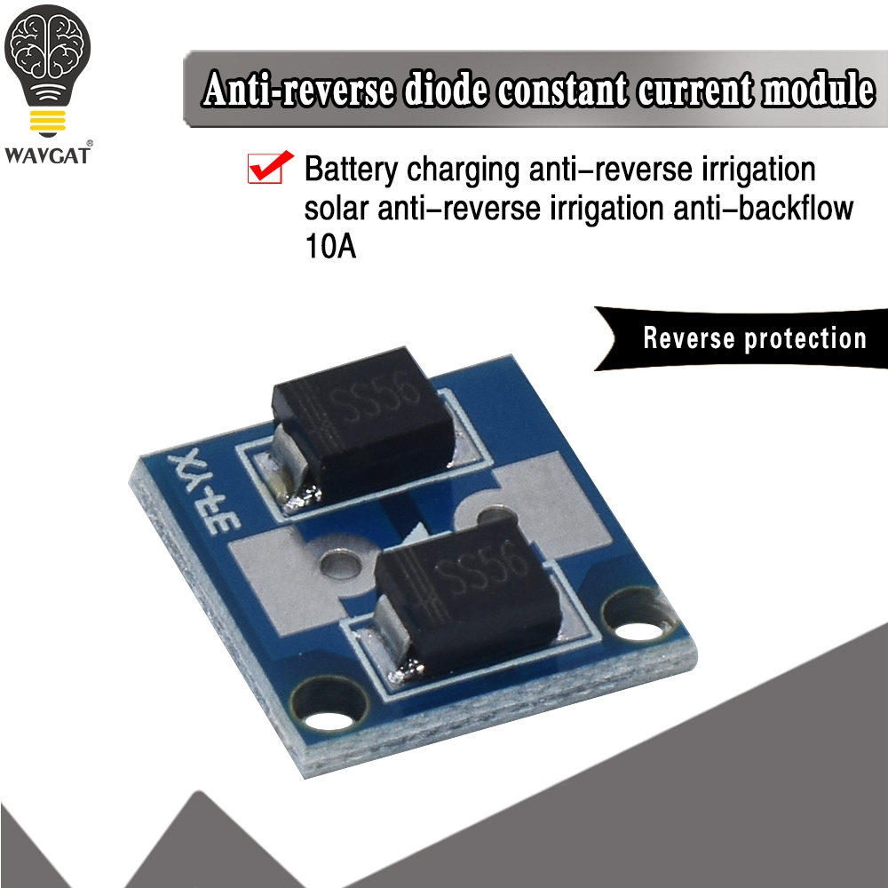 Anti-reverse diode constant-current power module anti-reverse irrigation Solar anti-reverse irrigati