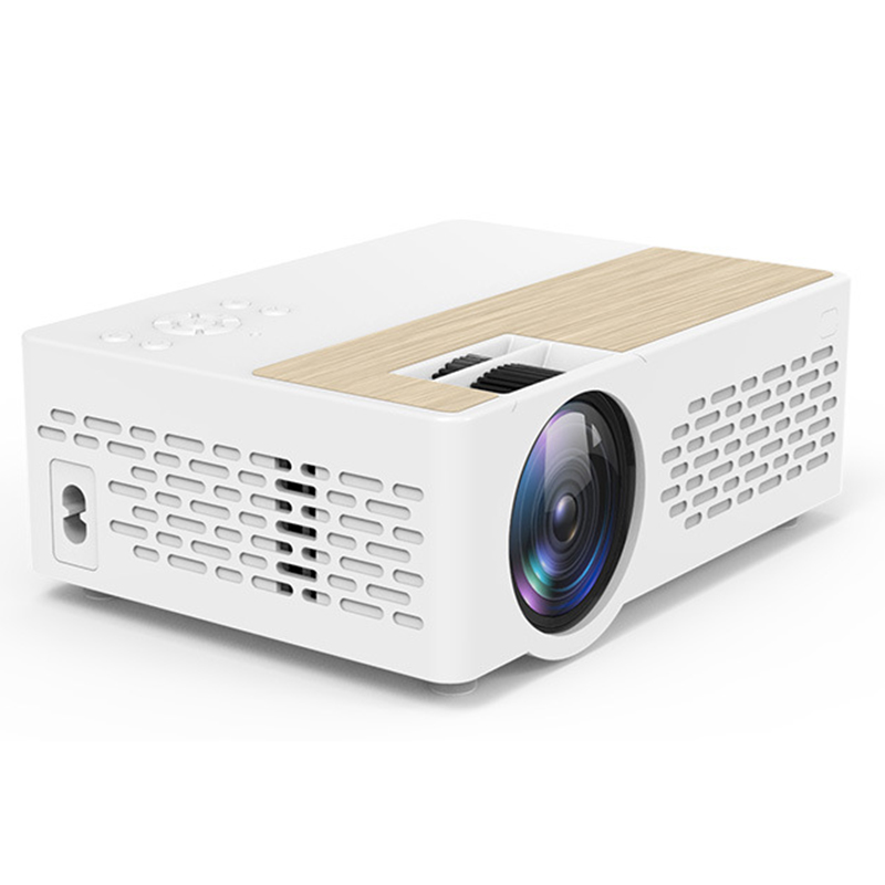 Best J12 Mini Projector WIFI Phone Screen Mirroring Display 5000 Lux Beamer Projector Full HD 1080P Home Theater EU Plug