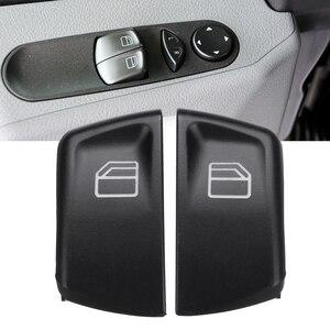 2x Пластиковые оконные консоли управления Выключатель питания кнопки L + R Mercedes Vito W639 серии 2003-2015 Sprinter MK2 W906 2005-2015