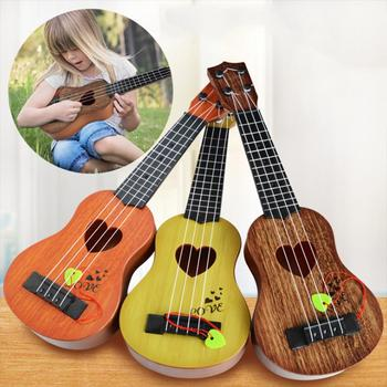 Beginner Classical Ukulele Guitar musical educational kids Musical Instrument Toy for Kids musical toys for kids Christmas Gift new beginner children guitar ukulele educational musical instrument toy for kids interesting toys gift children s gift