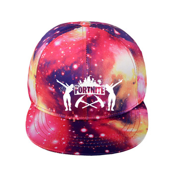 Fortress Night  Baseball Hat Fortnites Starry Cap Cottons Adjustable Snapback Hats Fashion Anime Casual Birthday Cap Gift Toy 2