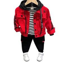 Baby Boys Denim Jacket 2020 Autumn Jackets For Boys Coat Kid