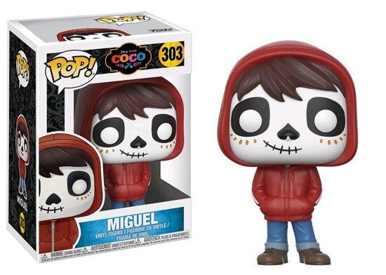 Man Pin Funko Pop 303 Miguel Coco COCO Miguel Garage Kit Model