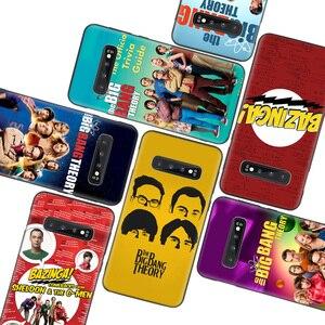 Чехол для телефона Samsung Galaxy S20 Ultra S10E Note 10 9 8 S9 S8 J4 J6 J8 Plus Lite S7 S6, черный