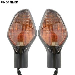 Image 4 - Motorrad Blinker Anzeige Licht Vorne Hinten Blinker Bernstein Lampe Für Honda CBR650F CBR500R CBR 500R 650F CB 500F 500X 650F
