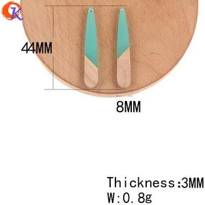 Image 3 - Cordial Design 20 teile/beutel 30mm Schmuck Erkenntnisse/Hand Made/DIY/Rattan Charme/Runde Münze Formen /verzierungen/Ohrring Machen
