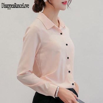 Women Blouses Womens Tops and Summer for 2020 Ladies Chiffon Shirt Blusa Feminina Female