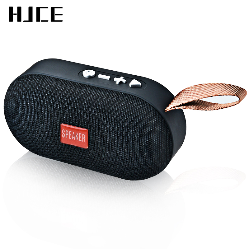 T7 Mini Bluetooth Speaker Portable Wireless Loudspeaker Sound System 3D Stereo Music Surround Outdoor Speaker Support FM TFCard