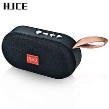 T7 Mini Bluetooth Speaker Portable Wireless Loudspeaker Sound System 3D Stereo Music Surround Outdoor Speaker Support FM TFCard