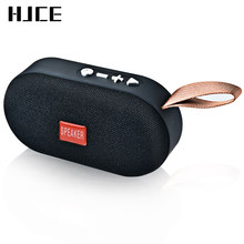T7 Mini Bluetooth Speaker Portable Nirkabel Loudspeaker Suara Sistem 3D Musik Stereo Surround Outdoor Speaker Mendukung FM TF Card(China)
