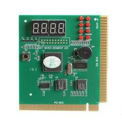 4-разрядный ЖК-дисплей Дисплей анализатор ПК диагностические материнская плата Post тестер компьютерного анализа PCI карта сетевых