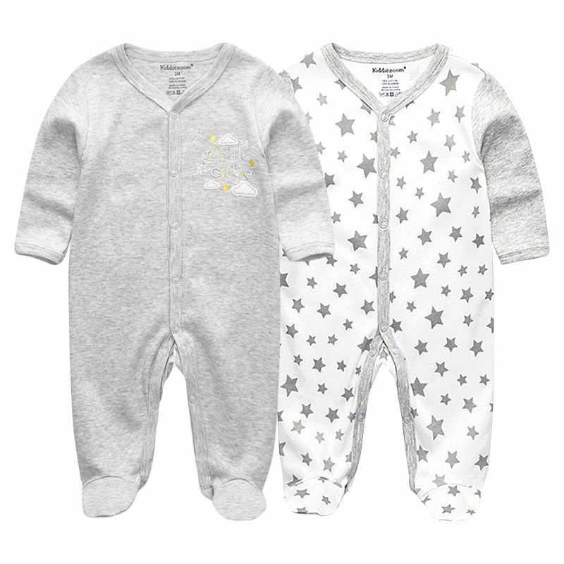 Одежда для малышей; комбинезон с длинными рукавами для новорожденных мальчиков и девочек; хлопковая одежда для малышей; костюмы для малышей