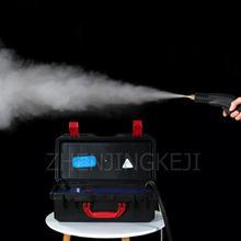 Пароочиститель высокого давления и высоких температур многофункциональная