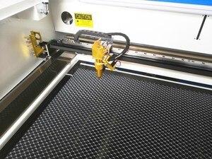 Image 4 - Free shipping 50w 4060 co2 laser engraving machine 220v/100v laser cutter machine laser CNC,High configuration laser engraver