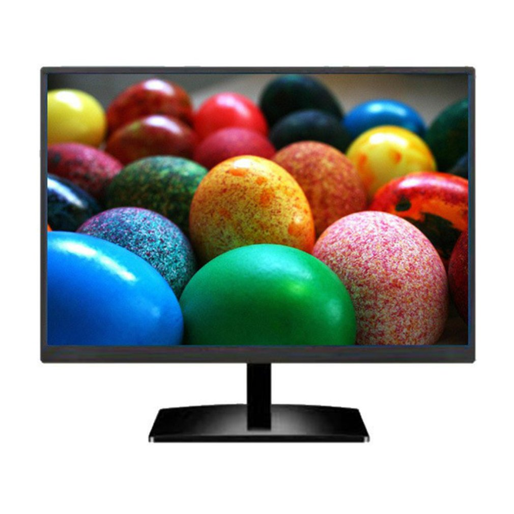 Computer Monitor LCD Led HD Ultra-Thin 19 Inches Curved Led Monitor Gaming Game Competition Computer Display Screen