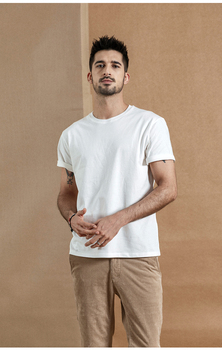 Causal O-Neck Basic T-Shirt 17