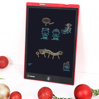Wicue Rainbow 12 inch LCD Handwriting Board Writing Tablet Erase Eyes Protection Tablets Digital Drawing Imagine Pad