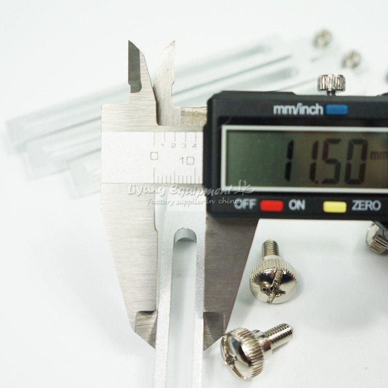 Шаблон BGA паяльная станция PCB держатель зажим с 4 винтами для IR6000 IR6500 IR9000 сварочный аппарат