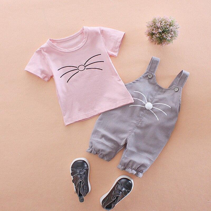 novas roupas de bebe verao terno criancas 04