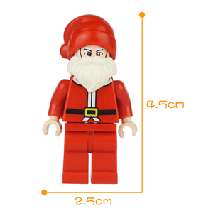 Image 2 - 100 adet/grup eylem rakamlar blokları eğitim inşaat yapı tuğla oyuncaklar Set çocuk oyuncakları hediye için