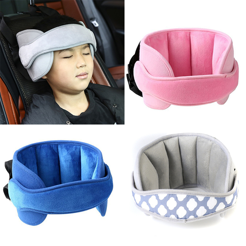 Seat Belt Pillow Pads for Kids Child Car Seats Baby Neck Head Support 3 Color