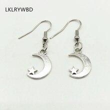 Creative New Products Popular Moon Stars Earrings Arrow Wear Heart Earrings Unique Earrings Creative Earrings