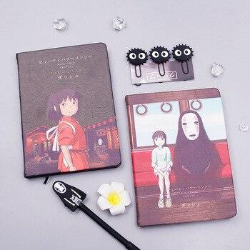 Аниме Блокнот и ручка Унесенные призраками 1
