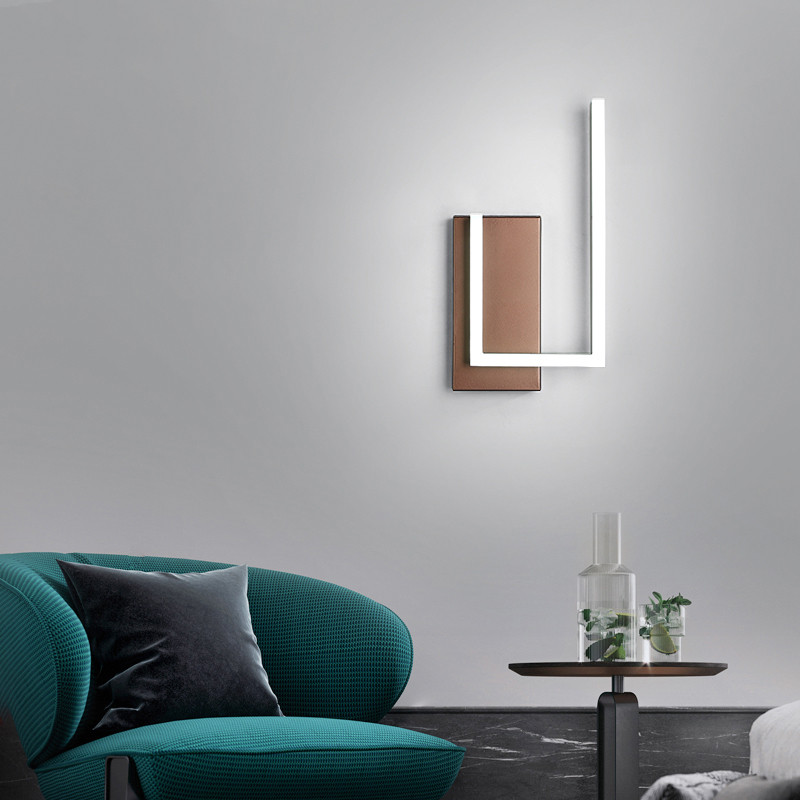 Nordic Style Led Wall Lamps Argand Seletti Lights on The Wall Hotel Terrace Interior for Home Decoration Wall Lustres Luminaires
