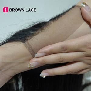 Image 5 - Ali Grace Brazilian Deep Wave Bundles With Closure 3 Bundles Human Hair Deep Wave with Swiss Lace Closure Remy Hair Deep Wave