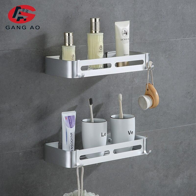 Купить черная полка для ванной длина кухонных настенных полок душевая
