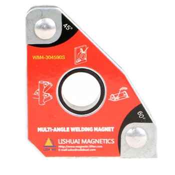 WM4-304590 Multi-Angle Magnetic Welding Clamp Strong Neodymium Industrial Magnet