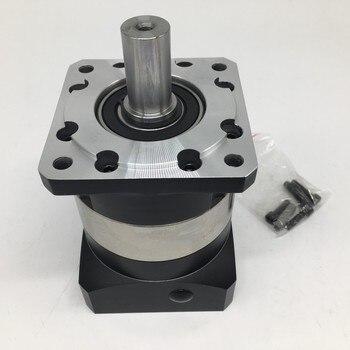 цена на 3:1 speed ratio NEMA52 7Arcmin planetary reducer 22MM Input Gearbox Reducer For 130MM Servo Motor CNC High precision