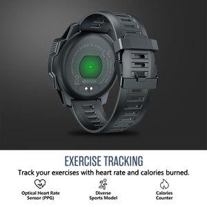 Image 3 - Zeblaze バイブ 5 プロカラータッチディスプレイスマートウォッチ心拍数マルチスポーツ追跡スマートフォン通知 wr IP67 腕時計