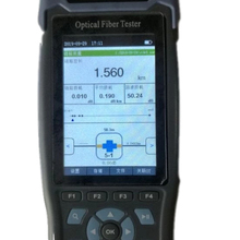 Мини pro OTDR рефлектометр 9 функций в 1 устройство OPM OLS VFL карта событий RJ45 Ethernet кабель последовательный трекер расстояния