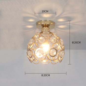 Ceiling light ceiling lamp iron living room lights modern deco salon for dining room hanging led light fixtures surface mounted 21